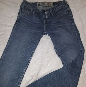 ☀️5 FOR $25☀️ Hollister jeans, Size 1, boot